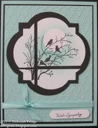 serene silhouettes stampin up - Google Search