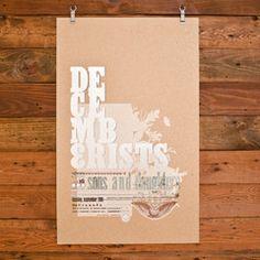 Decemberists Poster (09.20) by Hammerpress #art #poster #gigposter #print #graphic #screenprint #artprint #hammerpress #decemberists