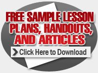 Free Sample Lesson Plans - Click Here to Download