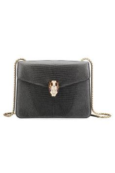 Bulgari Serpenti Bag Bvlgari Bags Handbags Black Shoulder