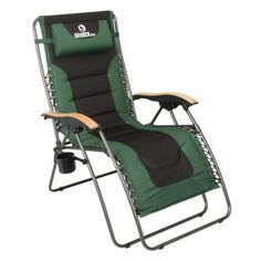 Gander Mountain® > Gander Mountain Zero Gravity Deluxe XL Lounger - Camping > Camp and Outdoor Furniture > Chairs :