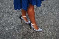 What I Wore: Red, White and Blue #streetstyle #ootd #whatiwore #wiw #fashion #style #summer #shoes  #aldo