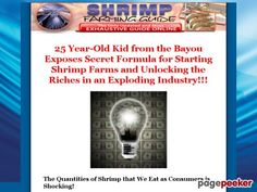 Product Name: Shrimp Farming Guide  Click here to get Shrimp Farming Guide at discounted price while it's still available…    All orders are protected by SSL encryption – the highest industry standard for online security from trusted vendors.  Shrimp Farming Guide is backed with a 6...  https://lastreviews.net/offers/discover-shrimp-farming-guide/