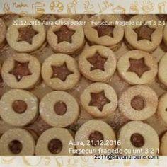 Fursecuri fragede cu unt 3 2 1   Savori Urbane Nutella, Unt, Mochi, Doughnut, Cookie Recipes, Biscuits, Sweets, Candy, Cookies