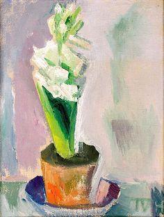 Amaryllis - Tora Vega Holmström. (Swedish, 1880-1967)