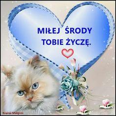 Gify i Obrazki: MILEJ ŚRODY Smiley, Good Morning, Humor, Wednesday, Buen Dia, Bonjour, Humour, Funny Photos, Funny Humor
