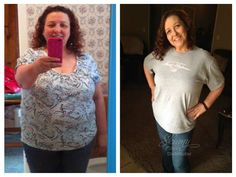 Wow! Look at her now! My name is Teresa and I began my Skinny Fiber journey on August 26th, 2013. I weighed in at 207lbs. I was so miserable. I wore a 2x in most of my tops and to be honest I should have been wearing a size 20 jeans, but was squeezing into a super tight 18.