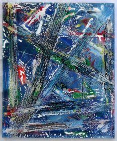 """G.A.Zanussi, """"tabula rasa #0"""", Arte contemporanea quadro 65 x 65, opera su tela, 2017"""