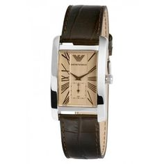 EMPORIO ARMANI MENS WATCH AR0154 Visit: https://www.watchista.co.uk/collections/armani-men/products/emporio-armani-mens-watch-ar0154