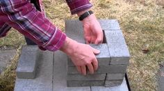 How to make a brick rocket stove for $6.08 Rocket stoves get their name from the intense heat they can produce when flames shoot straight up through a narrow opening. This means you can cook much faster…even in windy conditions. Made entirely of cement or cinder blocks, these strategic little fire fortresses really pump out the heat. Plus, they are amazingly easy to build.