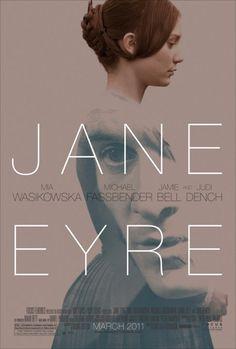 Jane Eyre:  Michael Fassbender and Mia Wasikowska