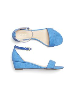 Stitch Fix Spring Shoes: Bright Ankle Strap Heel