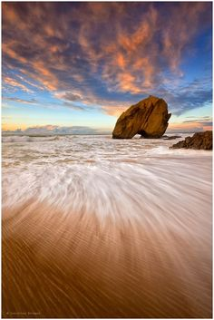 Santa Cruz | Penedo do Guincho by Christian Ringer on 500px