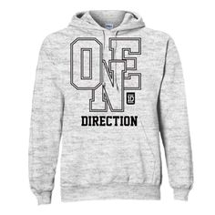 One Direction - One Direction Grey Marl Hoodie <<<---- I kinda want this not gonna lie