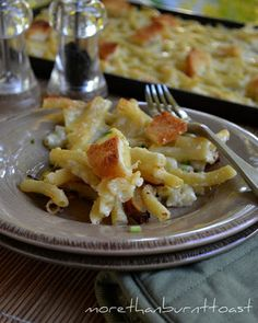 Sheet mac & cheese