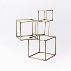 Cubed Sculpture | west elm