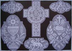 Gallery.ru / Fotoğraf 73. - Filet Dantel Desenler VII - natashakon