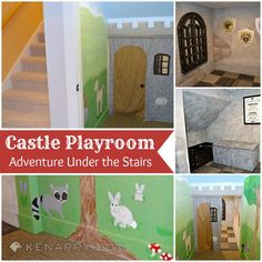 Castle+Playroom+Under+the+Stairs:+The+Adventure+Begins