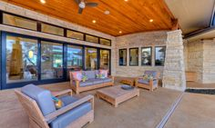 rim rock custom home | Design Visions of Austin