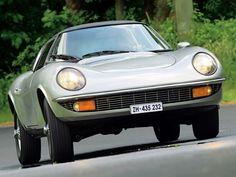 1964 BMW Hurrican Prototype