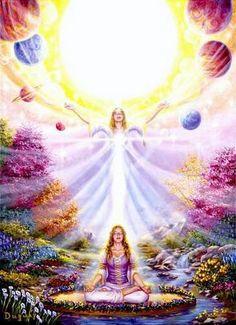Cosmic energy and god cosmic energy meaning,cosmic meditation cosmic orbit,cosmic rays meditation bliss cosmic healing. Sacred Feminine, Divine Feminine, Yo Superior, Art Magique, Tarot Gratis, Mario, Religion, Ascended Masters, Divine Light