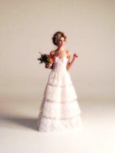 Wedding dress ウエディングドレス NAEEM KHAN ナイームカーン 03-8844 Girls Dresses, Flower Girl Dresses, Naeem Khan, Fairy, Gowns, Wedding Dresses, Outfits, Fashion, Dresses Of Girls