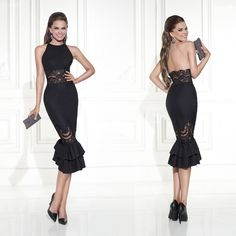 Z56-2015-Tarik-Ediz-New-Collection-Party-Dresses-Vestidos-De-Festa-Lace-Black-Dress-Party-Evening.jpg (1000×1000)