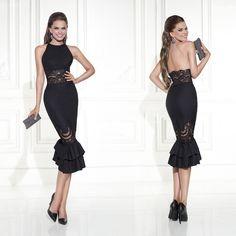 Z56-2015-Tarik-Ediz-New-Collection-Party-Dresses-Vestidos-De-Festa-Lace-Black-Dress-Party-Evening.jpg (1000×1000)