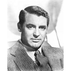 Cary Grant Canvas Art - (16 x 20)
