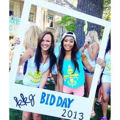 Image result for sorority bid day photos