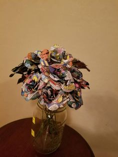 Hey, I found this really awesome Etsy listing at https://www.etsy.com/listing/579982626/comic-book-roses-1-dozen