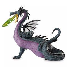 Maleficent as Dragon Figurine by Enesco | shopDisney