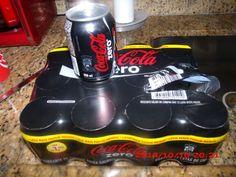 Aqui só Coca-Cola