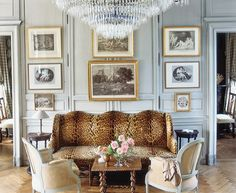17+Beautifully+Feminine+Rooms+to+Get+Inspired+By+via+@domainehome