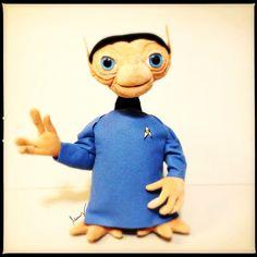 E.T. Spock  June 14, 2012  Copyright © 2012 Amanda Perry
