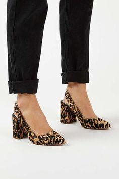 GRADUATE Slingback Shoes - Topshop
