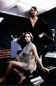 Logan's Run (1976) - Jessica and Logan