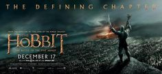New banners for The Hobbit: The Battle of the Five Armies