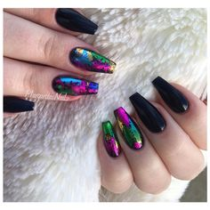 Color Foils by MargaritasNailz from Nail Art Gallery
