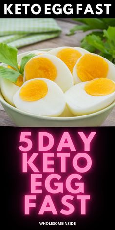Ready to lose weight fast? You need to try this 5 day keto egg fast. You can drop weight quickly without having to do hardly any work! Keto Egg Fast, Cheese Quiche, Keto Flu, Keto Supplements, Egg Diet, Lose 20 Lbs, Poached Eggs, Egg Recipes, How To Lose Weight Fast