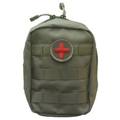 2017 Molle Tactical Military 600D EDC Utility Bag Medical First Aid Pouch Case Tools #Affiliate