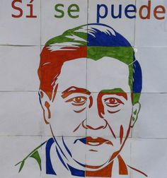Honor Cesar Chavez on his special day March with this special collaborative Cesar Chavez Art Project! Cesar Chavez Day, Teacher Page, Teaching Spanish, Art Classroom, First Nations, Art Activities, New Movies, Social Studies, Elementary Schools