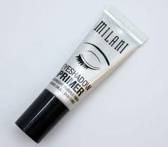 What Drugstore Eyeshadow Primer Rivals High-End Ones? Milani Eyeshadow Primer! - Vampy Varnish
