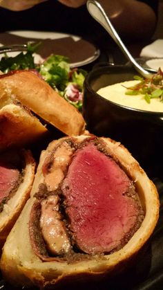 Beef Wellington from Coquille #shanghai