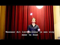 ▶ Leer jongleren met 3 ballen - YouTube