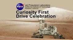 Curiosity: First Drive Celebration  Hope I'm on this high for the next 2 years!