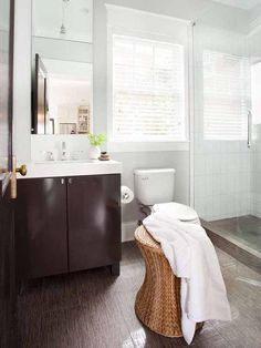 Contemporary Bathrooms from TerraCotta Properties on HGTV
