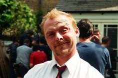 Shaun of the Dead Simon Pegg just too cute