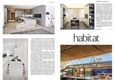 Fabri in the latest issue of Habitat magazine, South African edition. #FabriNews