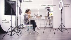 Post técnico: Iluminación, cámara, edición   Makeupzone.net